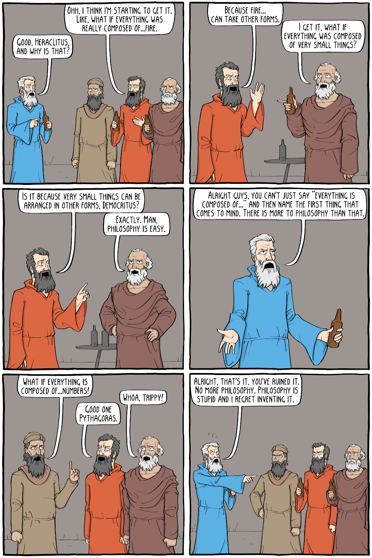 Heraclitus: