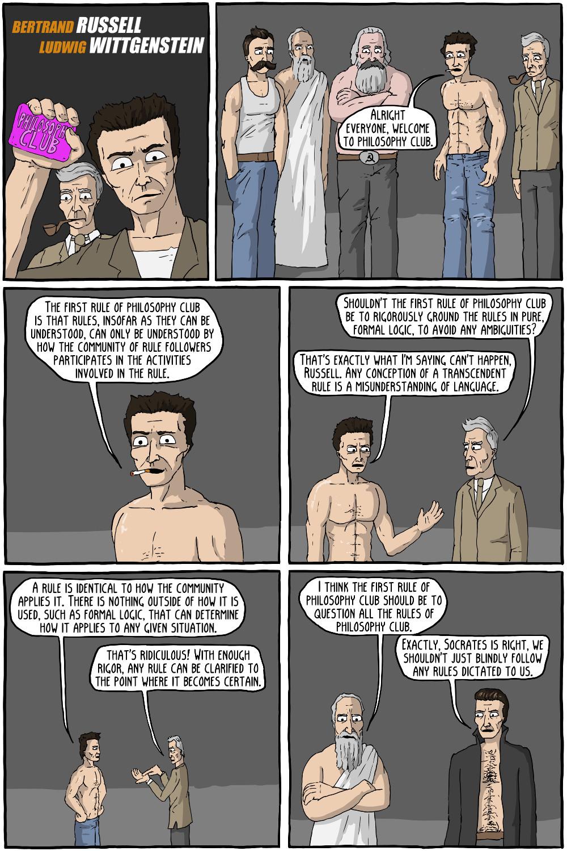 Karl Marx - Existential Comics