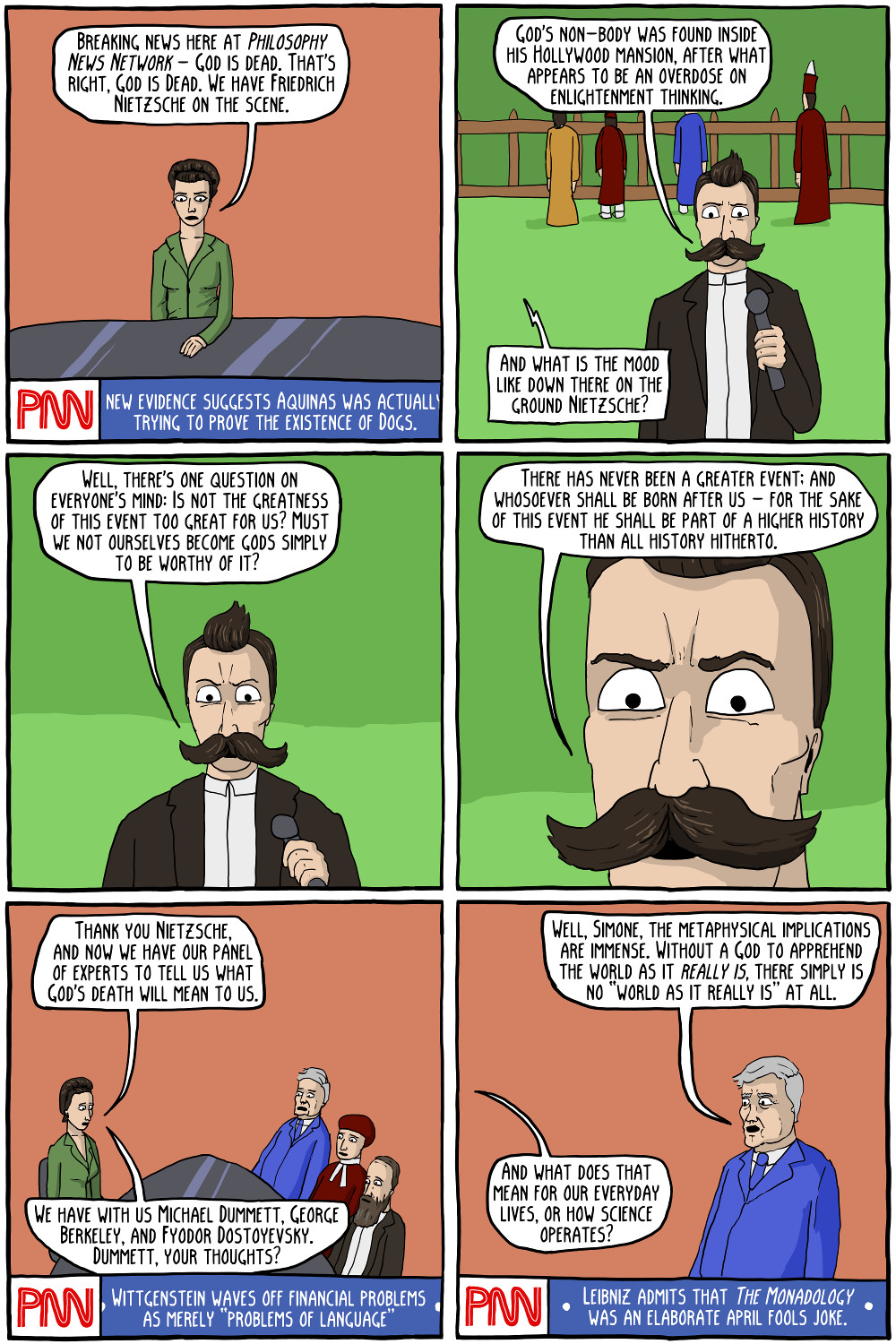 Philosophy News Network: The Death of God