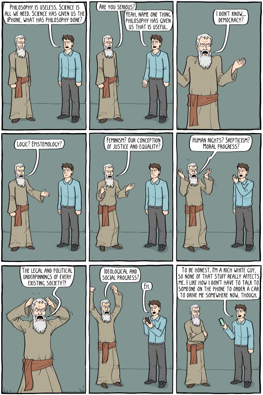 Science dude: \